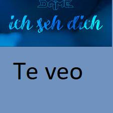 Sehen Spanisch